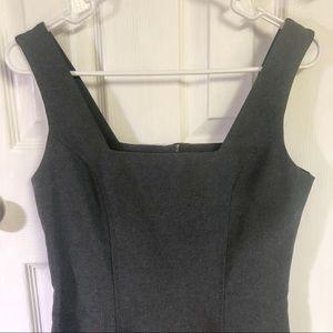 Vintage grey minidress
